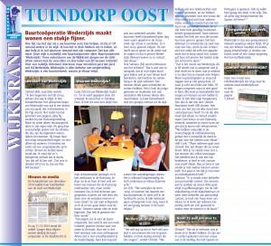 Wijkkrant 01 2015:wijkkrant OKTOBER 2006